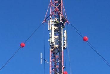 Pylônes et GSM